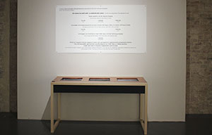 The Josef Albers Table